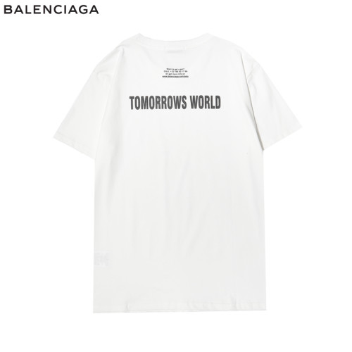 Luxury Fashion Brand T-Shirt White 2021.4.17