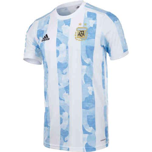 Thai Version Argentina 2021 Home Jersey