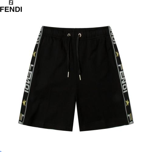 Luxury Fashion Brand Shorts Black 2021.4.17