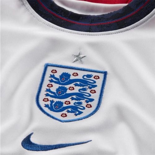 Thai Version England 2021 Home Soccer Jersey