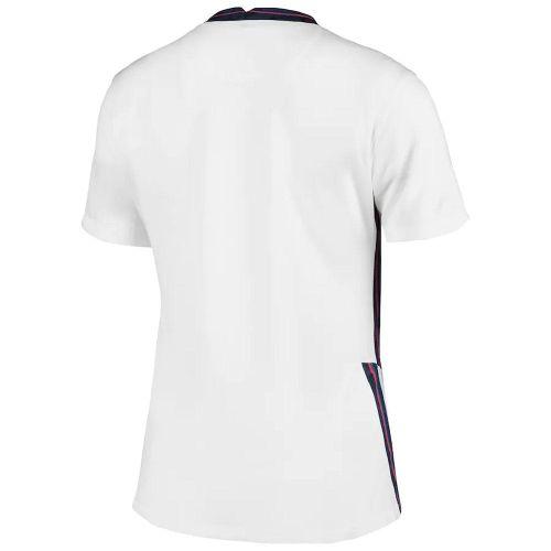 Women's England 2021 Home Soccer Jersey