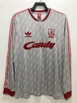 Liverpool 1989/1991 Away Retro L/S Jersey