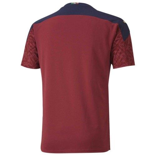 Thai Version Italy 2021 Goalkeeper Soccer Jersey - 001