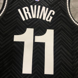 Thai Version Men's Kyrie Irving Black 2020-21 Swingman Player Jersey – Earned Edition