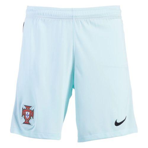 Thai Version Portugal 2021 Away Soccer Shorts