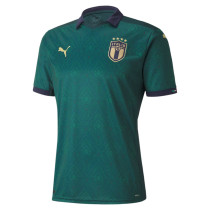 Thai Version Italy 2021 Third Soccer Jersey