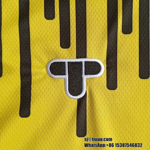 Thai Version Al-Ittihad Club (Jeddah) 21/22 Home Jersey