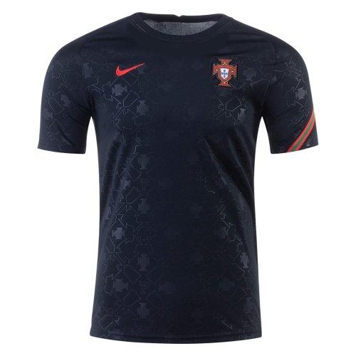 Thai Version Portugal 2021 Pre-Match Training Jersey