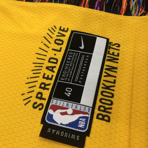 Thai Version Men's Blake Griffin Yellow Swingman Player Jersey - Spread Love