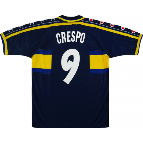 Parma Calcio 1999/2000 Away Retro Jersey #9 Crespo