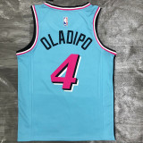 Thai Version Victor Oladipo Men's Blue Player Jersey - Classic Edition