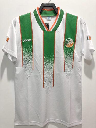 Ireland 1994 Away Retro Soccer Jersey