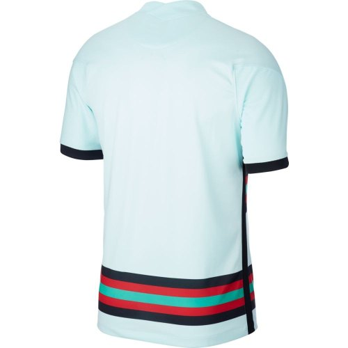 Thai Version Portugal 2021 Away Soccer Jersey