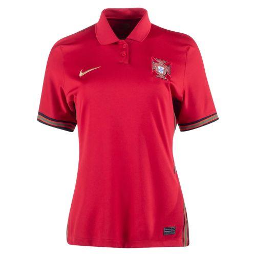 Thai Version Women's Portugal 2021 Home Jersey