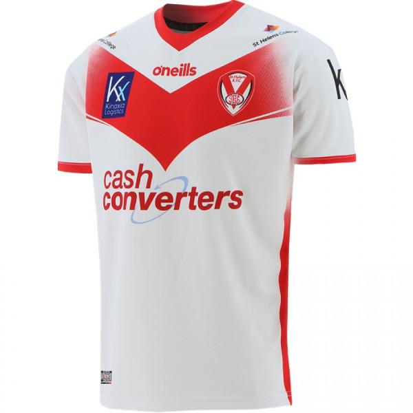 St Helens RFC 2021 Men's Home Super League Jersey