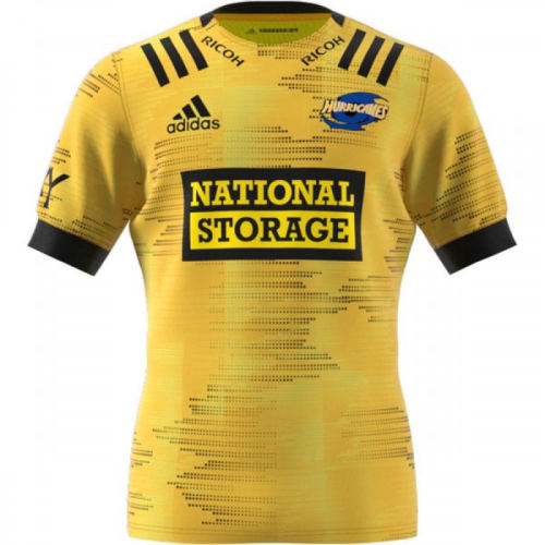 Hurricanes 2021 Men's Home Super Rugby Jersey