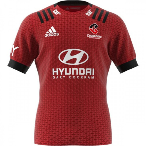 Crusaders 2021 Men's Home Super Rugby Jersey