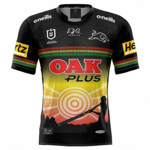 Penrith Panthers 2021 Mens Indigenous Rugby Jersey