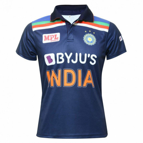 Cricket India T20 Men's Jersey