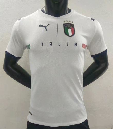 Player Version Italy 21/22 Away Authentic Jersey