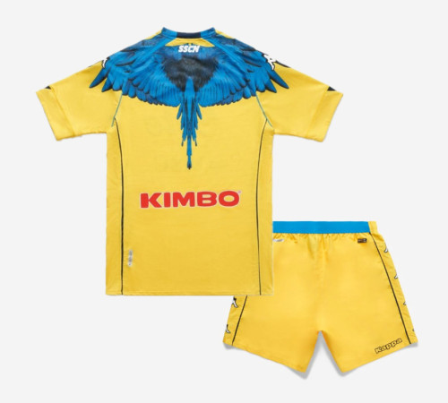 SSC Napoli 20/21 GK Special Jersey and Short Kit