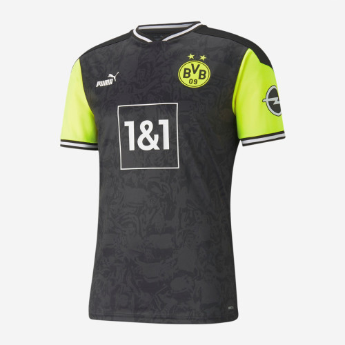 Thai Version Borussia Dortmund 20/21 Fourth Jersey