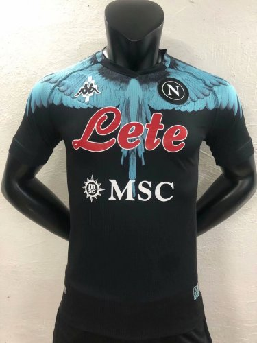 Player Version SSC Napoli 20/21 Special Jersey