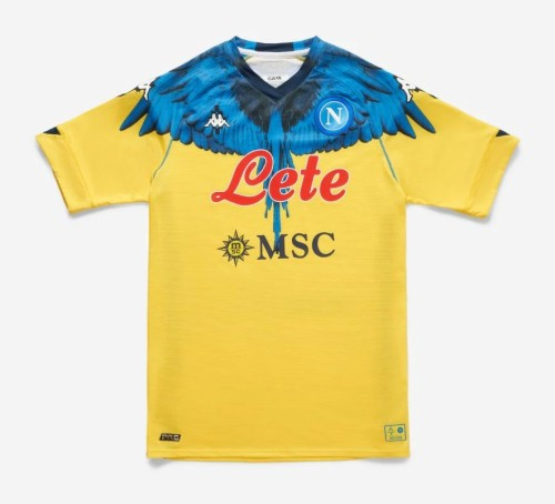 Thai Version SSC Napoli 20/21 GK Special Jersey