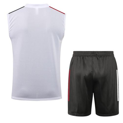 Real Madrid 20/21 Sleeveless Training Kit D575#