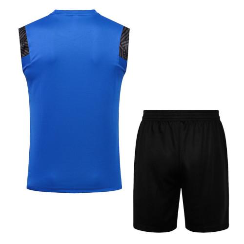 Inter Milan 20/21 Sleeveless Training Kit D572#