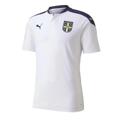 Thai Version Serbia 2021 Away Soccer Jersey