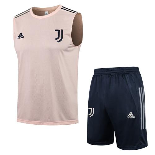 Juventus 20/21 Sleeveless Training Kit D569#