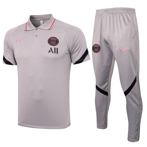 Paris Saint-Germain 21/22 Pre-Match Polo Kit C646#