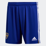 Thai Version Boca Juniors 2021 Third Soccer Shorts