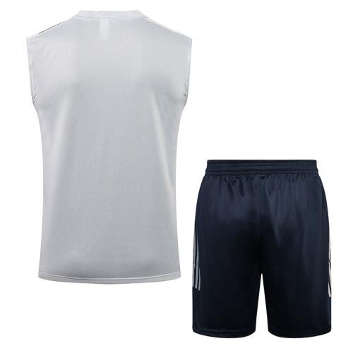 Juventus 20/21 Sleeveless Training Kit D570#