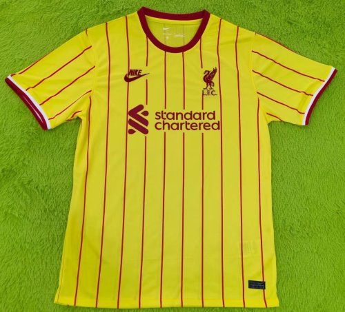 Thai Version Liverpool 21/22 Third Jersey - Leaked Edition