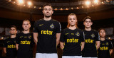 Thai Version AIK 2021 Home Soccer Jersey