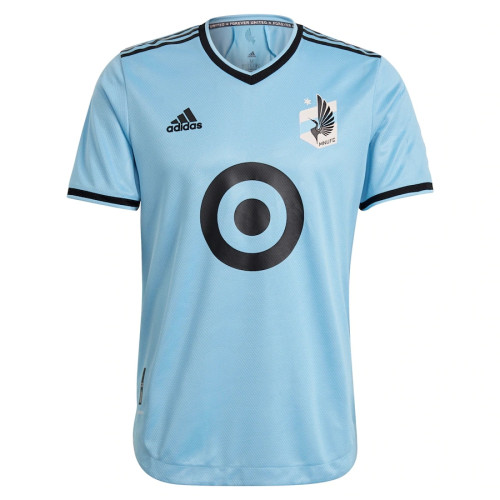 Player Version Minnesota United FC 2021 Home Authentic Jersey