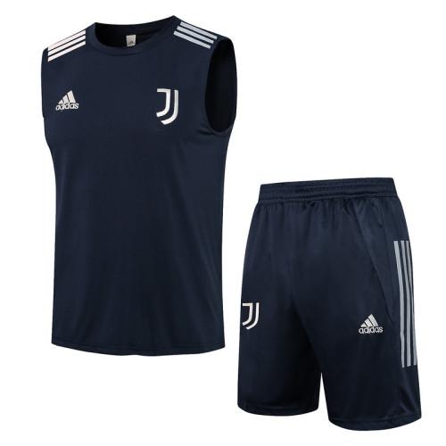 Juventus 20/21 Sleeveless Training Kit D571#
