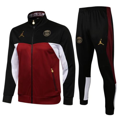 Paris Saint-Germain 21/22 Jacket Tracksuit A415#