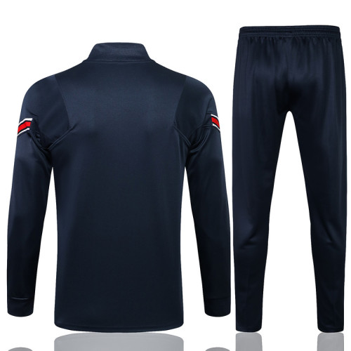 Paris Saint-Germain 21/22 Jacket Tracksuit A425#