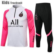 Kids Paris Saint-Germain 21/22 Drill Tracksuit E515#
