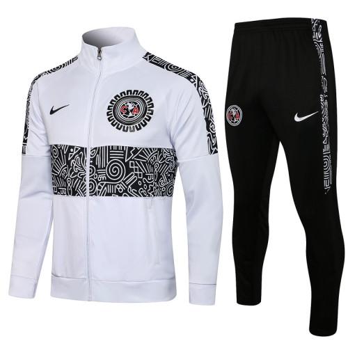 Club América 21/22 Jacket Tracksuit A418#