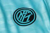 Inter Milan 21/22 Drill Tracksuit B454#