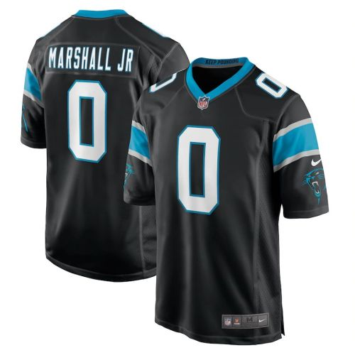 Youth Terrace Marshall Jr. Black 2021 Draft Pick Player Limited Team Jersey