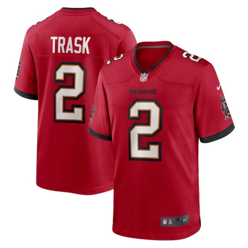 Youth Kyle Trask Red 2021 Draft Pick Player Limited Team Jersey