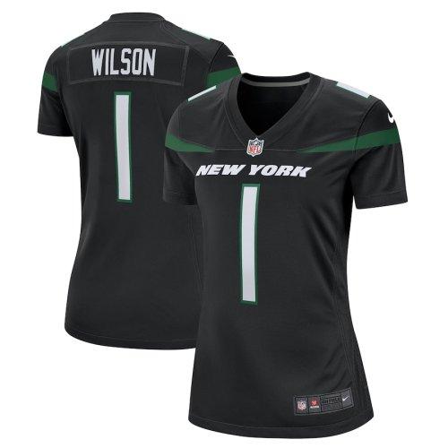 Women's Zach Wilson Black Alternate 2021 Draft First Round Pick Player Limited Team Jersey
