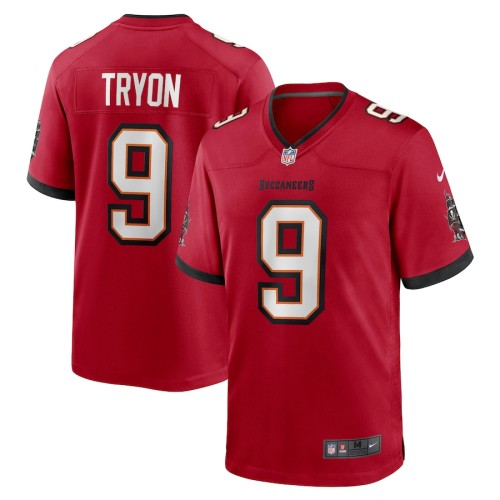 Youth Joe Tryon Red 2021 Draft First Round Pick No. 32 Player Limited Team Jersey