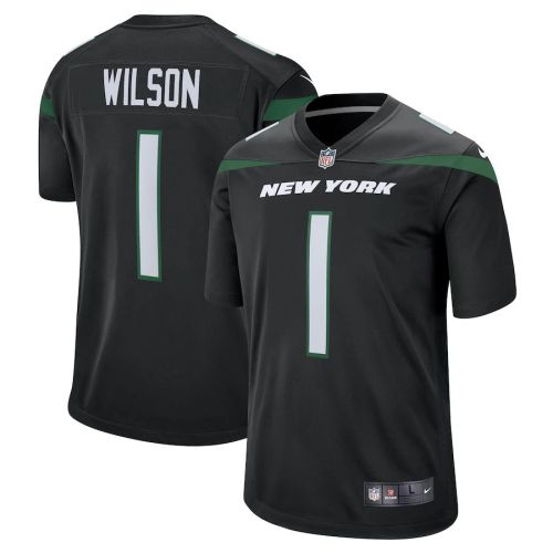 Youth Zach Wilson Black Alternate 2021 Draft First Round Pick Player Limited Team Jersey