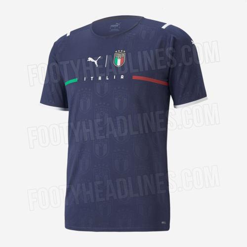 Thai Version Italy 21/22 Goalkeeper Jersey